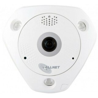 ALLNET IP-Cam MP Indoor Fisheye Full HD 6M ALL-CAM2385-L  180°/360°