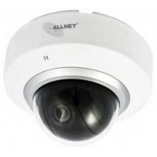 Allnet IP-Cam MP Indoor Full HD 2MP PTZ Mini Dome